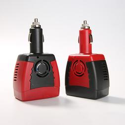 150W 12V DC to 220V AC Cigarette Lighter Power Supply <font>