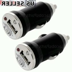 2 pack usb car charger adapter 5v