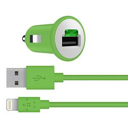 Belkin Car Charger with Lightning Cable for iPhone 6S / 6S P
