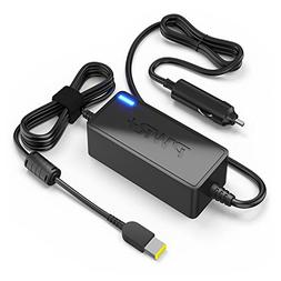 CAR Charger 90W UL Listed for Lenovo Thinkpad Edge Carbon Yo