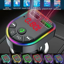 Car GPS Tracker Locator Real Time Tracking Device Dual USB C