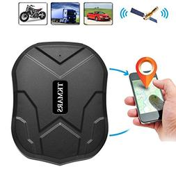 Car Tracker Gps Locator 90 Days Long Time Standby, Anti-lost