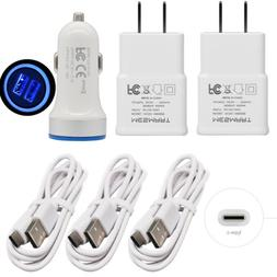 For Google Pixel 4a 4 XL 3a Fast Charging Car Wall Charger U
