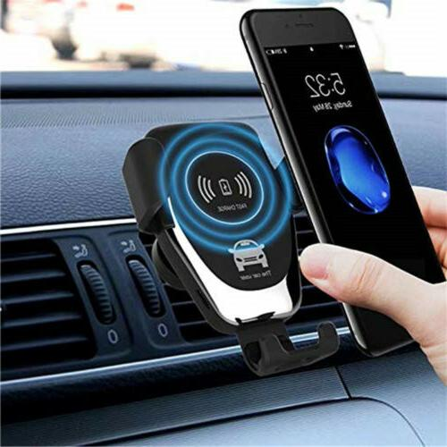 10W QI Charger Car