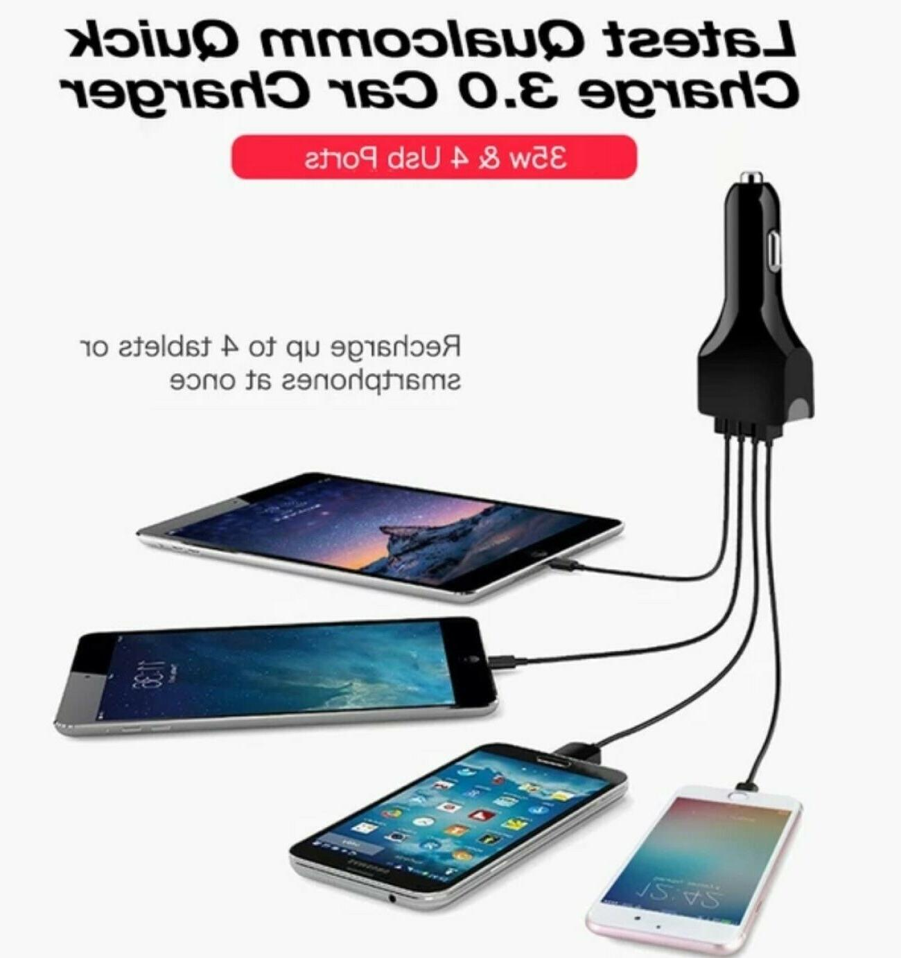 4 USB 3.0 Fast Car Phone Samsung