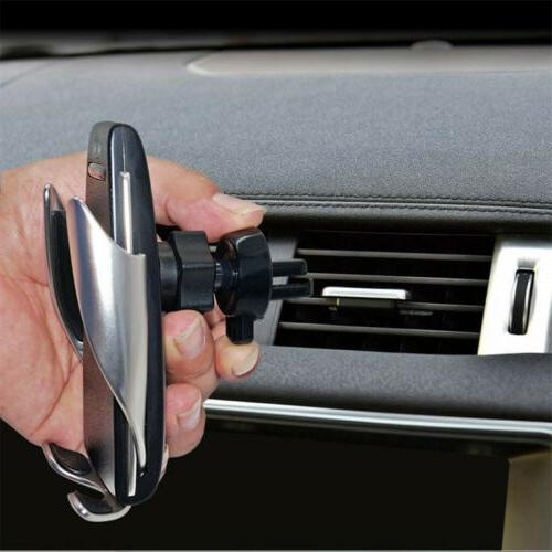 Automatic Clamping Car Charger Fast For Samsung