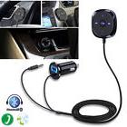 Bluetooth Receiver BT to Aux Adapter Car Audio Kit with 3.5m