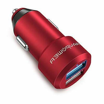 car charger metal usb