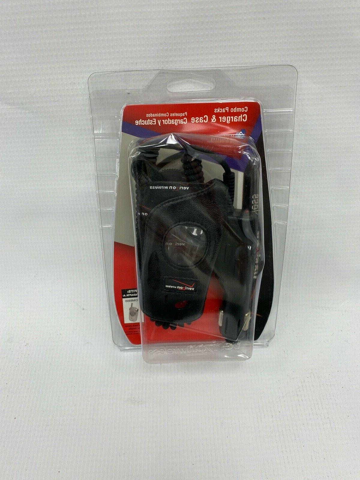 combo car charger and case for model
