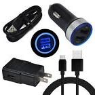 Fast Car Wall Charger Cord For Samsung Galaxy Note 8 9 S9 S8
