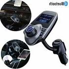 Hands-free Bluetooth Car MP3 Player FM Transmitter With USB