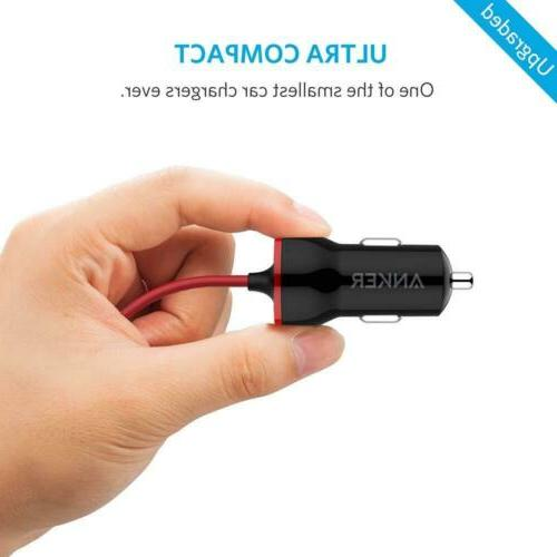 iPhone Car Charger, Anker 12W ,...