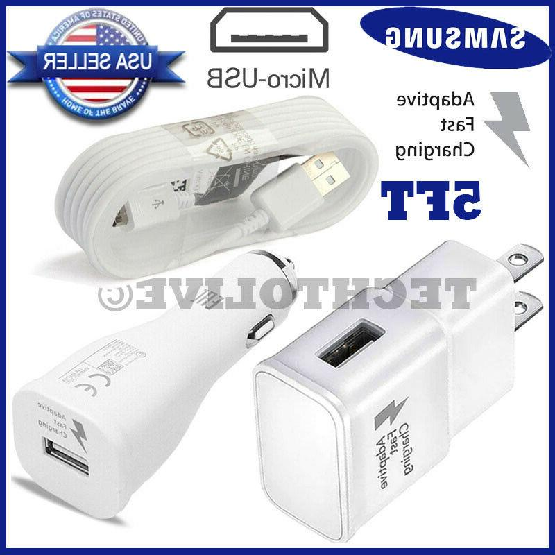 NEW Galaxy 4 S6 Edge Adaptive Charger