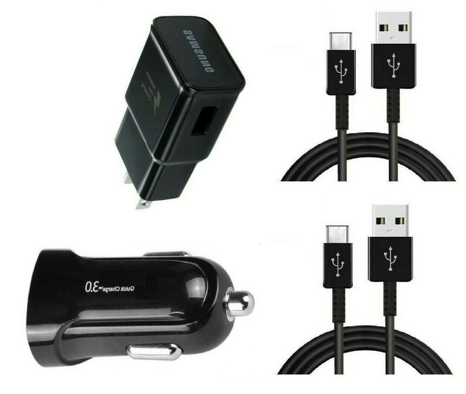 oem fast adapter micro and car charger