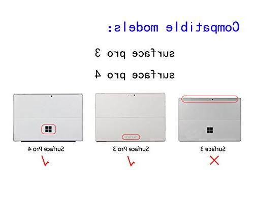 DHMXDC Portable Power Microsoft Surface 4 Intel Tablet Cigarette Magnetic Connector