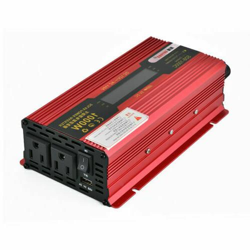 Portable Car Truck Power 12V to Charger