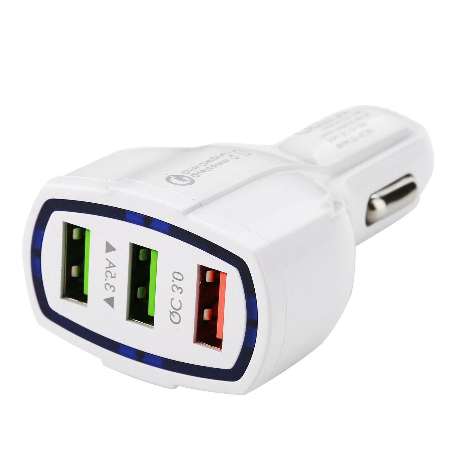 QC Fast CAR USB For Android or
