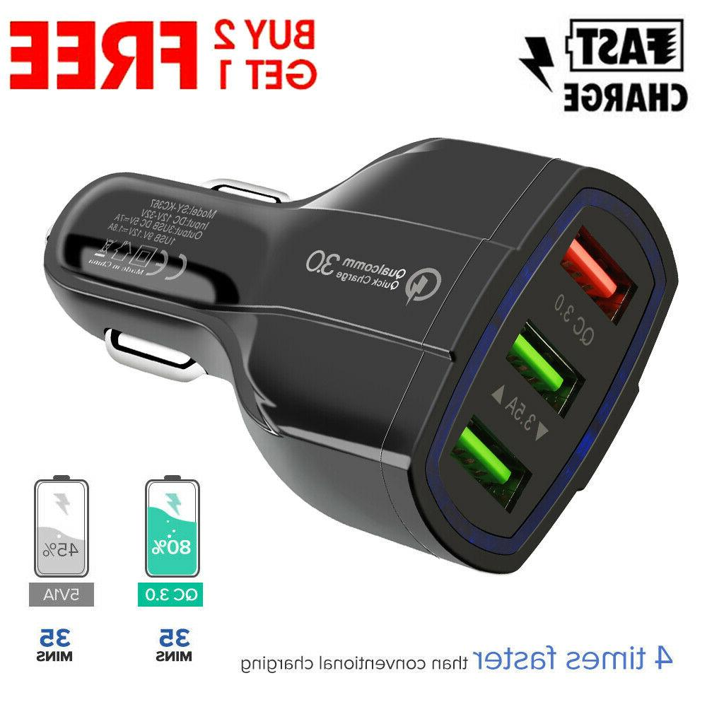 QC CAR Charger Android or