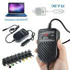 HOT 80W Universal Car Charger Power Supply Adapter For Lapto