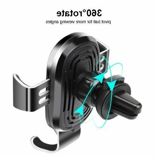 Wireless Cell Phones Accessories Car Mount, Air