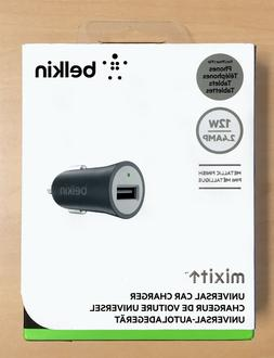 Belkin mixit UP Universal 1 Port Car Charger Head 12W  2.4AM