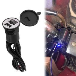 Motorcycle USB Car Charger Electronics Accessories For Mobil