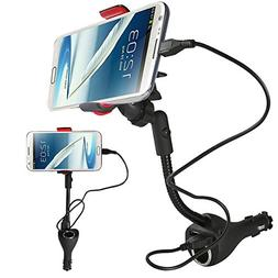 Alpatronix MX101 Universal Car Cradle Dock Station / Mount /