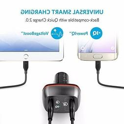 Anker Quick Charge 2.0 36W Dual USB Car Charger PowerDrive+