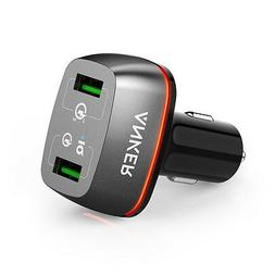 Anker PowerDrive+2 Quick Charge 3.0 Car-Charger 2A 42W USB S