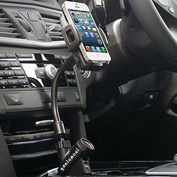 LUOMULONG Universal Car Mount Charger, Car Mount Phone Charg