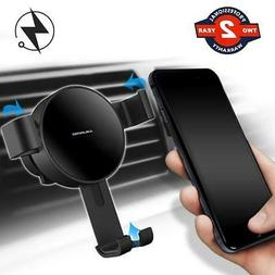 ABLEGRID X7 Car Qi Wireless Charger Charging Pad for Samsung